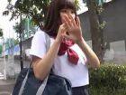 通りすがりの可愛い女子校生に声をかけてお小遣い交渉で援交成立したから撮影しながら無理やり中出しセックス FC2 素人JK女子校生の無料エロ動画