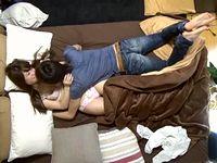 イケメン君がお持ち帰りした女子大生とのラブラブSEXを天井の隠しカメラで盗撮 Pornhub 素人JD 女子大生の無料アダルト動画