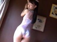 現役女子校生のレオタード姿を撮影したイメージビデオがロリセクシーでフェチズム満載 XVIDEOS 素人JK女子校生の無料アダルト動画