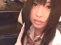 幼い顔つきのカワイイ女子高生とハメ撮りせれてバックから着衣のまま突かれまくる援交動画 ShareVideos 素人JK女子校生の無料エロ動画