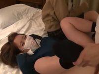 可愛い素人ロリ女子校生2人もホテルに連れ込んで交互にハメ撮りセックスするセレブな援交オヤジ 天使のたまご Pornhub 素人JK女子校生の無料エロ動画
