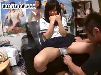 援交男の部屋に連れ込まれた素人女子高生が初めて電気マッサージ機をおマンコにあてられて悶ちゃう erovideo 素人JK女子校生の無料アダルト動画