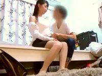 就活中の黒髪リクルートスーツ女子大生23歳がナンパ男の部屋でなし崩し的にエッチしちゃう一部始終の盗撮映像 Pornhub 素人JD 女子大生の無料エロ動画