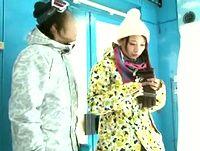 彼氏と一緒に雪山でスキーを楽しんでいた素人女子大生さんをマジックミラー号にご案内してエッチなことしちゃいました Pornhub 素人JD 女子大生の無料エロ動画