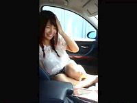 三つ編みが似合う笑顔の可愛らしい私服女子校生に援交男が車の中でフェラさせてスマホ個撮した動画 Pornhub 素人JK女子校生の無料アダルト動画