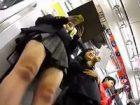 何駅にも渡ってずっとパンチラ盗撮され続けてる無防備すぎる素人女子校生たち Pornhub 素人JD 女子大生の無料エロ動画