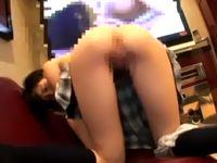 8頭身くらいありそうな長身モデル系の大人っぽいスレンダー女子校生のおマンコおっぴろげモロ撮影しながら円光ハメ撮りセックス Pornhub 素人JK女子校生の無料エロ動画