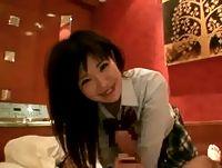 めちゃカワ笑顔のアイドル系女子校生がフェラ抜きをしてくれる援交エッチ ShareVideos 素人JK女子校生の無料エロ動画