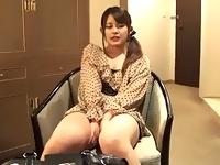 キレカワ素人女子大生のピチピチ美脚を撫で回しながら上目遣いのご奉仕フェラを堪能して挿入するとガンガン突いちゃう嵌め撮りセックス ShareVideos 素人JD 女子大生の無料アダルト動画