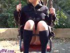 オトナの変態趣味でアソコに遠隔操作ローターを仕込まれてお散歩させられる野外羞恥プレイに晒される清純そうな女子校生たち XVIDEOS 素人JK女子校生の無料アダルト動画
