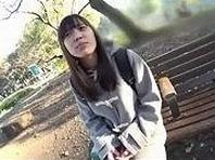 実年齢より幼く見える現役女子大生と会ったその日に撮影しながらラブホに入ってイチャつきながらハメ撮りエッチ JavyNow 素人JD 女子大生の無料アダルト動画